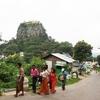 ミャンマー・ヤンゴンとバガンを巡る旅 ③ポッパ山とバガンからのヤンゴンへ編