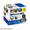 PlayStation Vita Wi-Fiモデル Welcome BOX PCHJ-10016 が新発売 数量限定版 8GBメモカやトラベルポーチ付き
