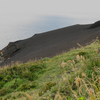八丈島一人旅 ⑧ 六日ケ原砂丘(黒砂)~中将院の石室など