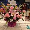 誕生日に花を贈る