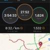 【速報】高尾山口⇄陣馬山 往復 完歩 しました!!  〜全然フルマラソンのタイムと同じではありませんでした 〜