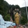 マレーシアにあるバトゥ洞窟に入ってみた!! #17