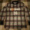 ユニフォーム 526枚目 サンフレッチェ広島 1998年シーズン ゴールキーパー用 長袖 大石尚哉 選手支給品