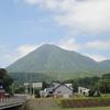 羊蹄山見ながらドライブ ― 喜茂別駅跡 ―