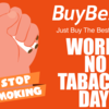 【PR】BuyBest! WORLD NO TABACCO DAY (GIVEAWAY)