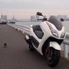 250ccビッグスクーター(FORZA Si)の維持費