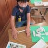 1年生:図工 ひもひもねんど