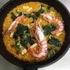 日本食研商品「パエリアの素」を使ってパエリアを作ってみた 超簡単で美味しい