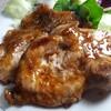 【豚のしょうが焼き レシピ】カンタン!焼き肉のたれで、誰でも味がブレないよ!^^