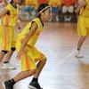 バスケ・ミニバス写真館28 一眼レフで撮影したバスケットボール試合の写真