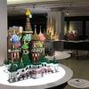 『レゴ®ブロック』で作った世界遺産展に行ってきたよ。4歳娘の知育の記録311日目から312日目(2017年11月6日から11月12日)