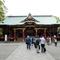 根津神社(文京区/根津)への参拝と御朱印