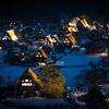 2017年の白川郷ライトアップは要注意!日程詳細と展望台へのアクセス方法