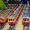 京電支線③3-2G運転201…平日ダイヤ(冬季)20210205