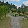「ワイマング火山渓谷(Waimangu volcanic valley)」~ここのトラッピングコースの光景 実は今迄何回も目にしていました。