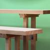 八足台という神棚の置台でもあり神道の机でもあるもの 八脚案とも言います