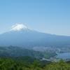 三つ峠登山5月〜富士山が励ましてくれる登山