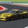 rFactor2でドリフト⁉️/NISSAN S15 Silvia drift SPEC車両が楽しい🎵