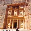 ヨルダン -ペトラ遺跡へ-