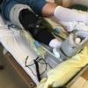 【前十字靭帯(ACL)手術後4日目】色々あった金曜日でも疲れた…