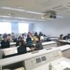 実習指導者さんの学習会。明日から沖縄です。