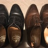 革靴の中がカビてしまった時の復活方法