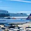 ANAと思って選んだユナイテッド航空運航便 サンフランシスコ経由のサンディエゴ行き