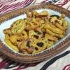 【インド料理レシピ】れんこんのポリヤル ~ 南インドの野菜炒め