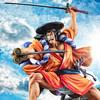 【ワンピース】P.O.P Warriors Alliance『光月おでん』完成品フィギュア【メガハウス】より2021年9月発売予定☆