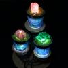 スタンドに healing lamp を装飾してみた 1