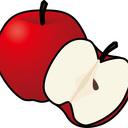 りんごの森