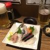 荻窪の魚政宗の「せんべろセット」