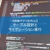 【投稿アプリ自作(4)】テーブル設計とマイグレーション実行(Laravel)