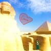 運命の(と一人で勝手に思い込んだ)出逢い♡【エジプトまでの道のり!①】