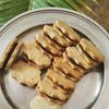 米粉のチョコサンドクッキー*
