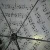 お気に入りの傘…