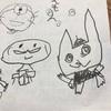 5歳児の絵、名探偵ピカチュウの巻