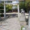 尾張式内社を訪ねて 71  高牟神社 (名古屋市守山区)