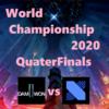 Worlds2020 QuarterFinals DWG vs DRX【対戦結果まとめ】