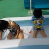 〈れいあろは〉水遊び☆