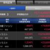 【祝】含み益が500万突破!
