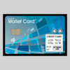 複数のクレジットカードや銀行カードなどを1枚にできる!財布もスッキリ 変幻自在の魔法のカードが発表!