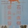 「ここより北へ。石川直樹+奈良美智 展」。2015.1.25~5.10。ワタリウム美術館。