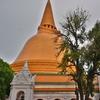 世界一の仏塔がある寺院~ナコーンパトム 「ワット プラ・ パトム・ チェディー」に圧倒させられた!!