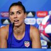 アメリカ美人女子サッカー選手、アレックス・モーガンがメディアベンチャーを設立予定