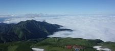 白山登山と、雲の上で過ごす休日