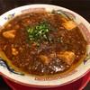 秋田グルメ 中華ドラゴン食堂の麻婆ラーメンはシビ辛で美味い