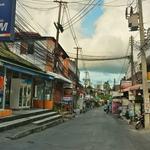 ハードリン(Haad Rin )地区の街並~パンガン島(Ko Pha-Ngan)最南端の昼と夜、そして何度も通ったお店!!