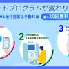 住信SBIネット銀行のスマートプログラムのランクを簡単にUPさせる方法