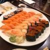 【留学】初のガチ寿司